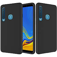 Силіконовий чохол Samsung Galaxy A9 (2018) / A920 Чорний