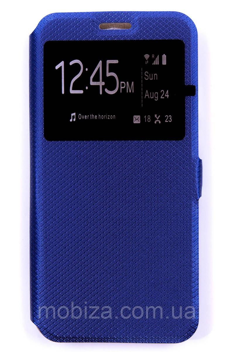 Чохол-Книжка DENGOS (flipp-BOOK Call ID) HUAWEI MATE 10 Lite (blue)