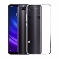 Силиконовый чехол Xiaomi Mi 8 Lite Прозрачный