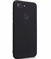 Черный силиконовый чехол Xiaomi Mi 8 Lite