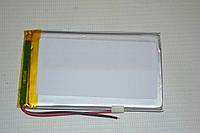Универсальный аккумулятор (АКБ, батарея) 3.7V 3000mAh (4.0*55*94mm)