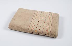 Полотенце Tac - Dotti Bej 70*140