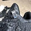 Мужские кроссовки Philipp Plein 36, 37 Runner Sky Black/White, фото 4