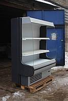 Холодильная горка Регал «Росс Modena» 1.3  м. (Украина), отличное состояние Б/у, фото 1