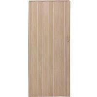 Двери-гармошка ПВХ Vinci Decor Melody 2030x820 мм мускатный орех 6521