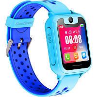 Детские смарт-часы Lemfo Smart Baby S6G Blue