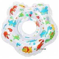 Круг для купания Kinderenok Dino 230318