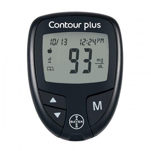 Глюкометр Bayer CONTOUR® PLUS