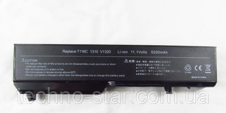 Аккумулятор Dell 0N241H K738H N950C N956C N958C T114C T116C U661H Vostro 1310 1320 1510 1520 2510 PP36L PP36S
