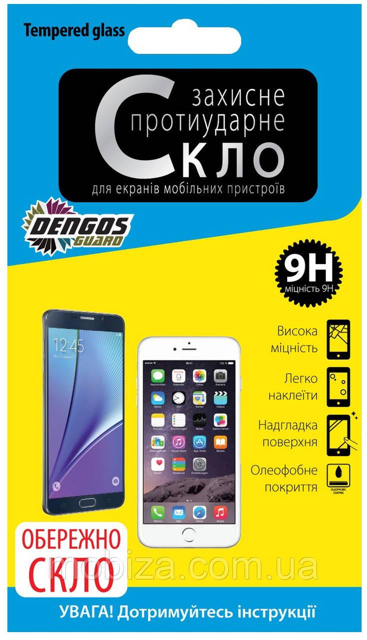 Захисне скло (Tempered Glass) DENGOS для Huawei Honor 9 lite