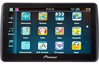 GPS навигатор Pioneer X75 New для грузовиков с картами IGOPRIMO Украины и Европы