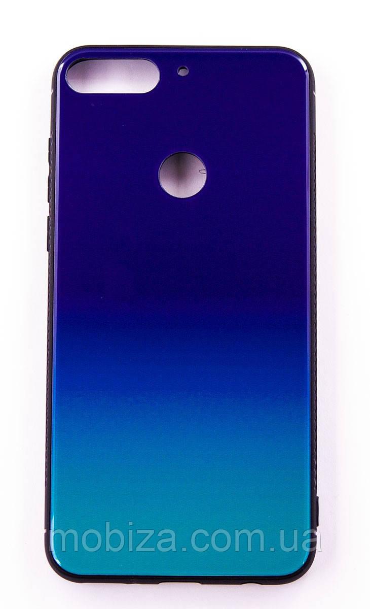 "Чохол-панель Dengos (Back Cover) ""Mirror"" для Huawei Y6 Prime 2018, (violet)"