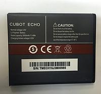 Оригинальный аккумулятор ( АКБ / батарея ) для Cubot Echo 3000mAh