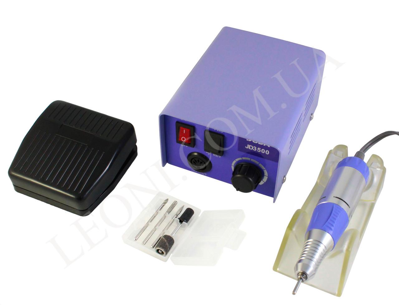 Фрезер для маникюра и педикюра JSDA JD-3500 (35W/30000 об/мин.)