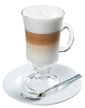 разновидности кофе - латте