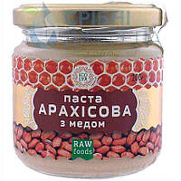 Арахисовая паста с медом (Урбеч), 200 г
