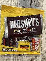 Конфеты Hershey's Miniatures микс вкусов