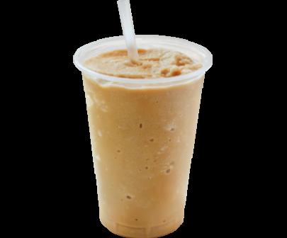 виды кофе - фраппе, кофе со льдом, холодный кофе