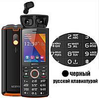 Servo R25  телефон + беспроводные наушники внутри.