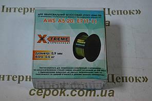 Зварювальний дріт Флюсовий X-Treme Е71Т-11 0.9мм 0.5кг