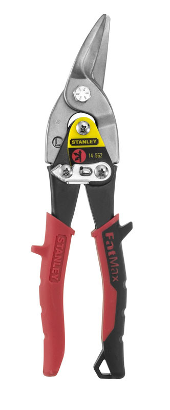 Ножницы по металлу Stanley FatMax левые, 250 мм (2-14-562)