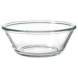 IKEA VARDAGEN (602.892.39) Миска, прозрачное стекло