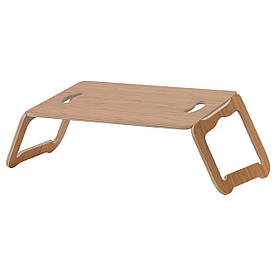 IKEA BRADA (303.848.22) Подставка для ноутбука, бамбуковый шпон