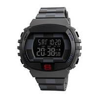 Мужские наручные часы Skmei 1304 Black-Gray
