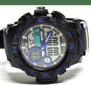 Мужские наручные часы Skmei 1332 Black-Blue