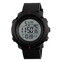 Мужские наручные часы Skmei 1213 Black-Red
