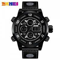 Мужские наручные часы Skmei 1371 Black-Gray