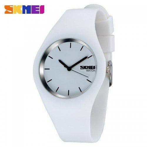 Женские научные часы Skmei 9068 White