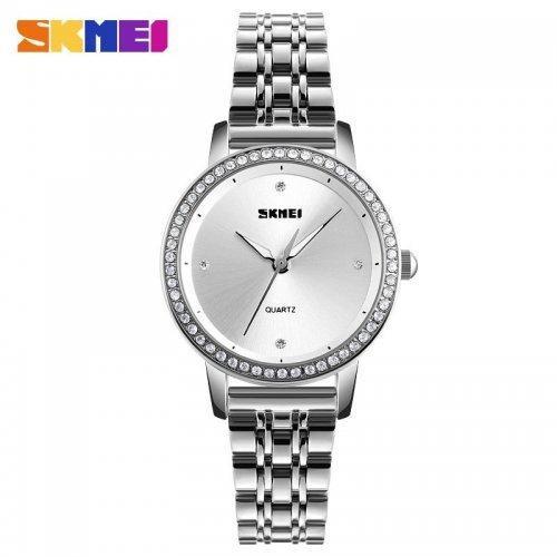 Женские научные часы Skmei 1311 Silver
