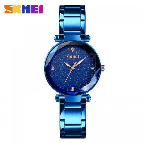 Женские научные часы Skmei 9180 Blue