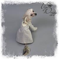 """Платье """"Синтия""""размер М(28см) Vip Doggy"""
