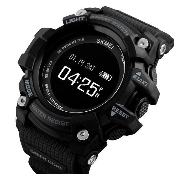 Мужские наручные часы Skmei 1206 All Black