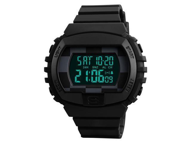 Мужские наручные часы Skmei 1304 All Black