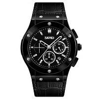 Мужские наручные часы Skmei 9157 All Black