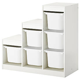 IKEA TROFAST (290.428.77) Шкаф, белый