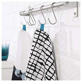 IKEA LACKTICKA (203.429.79) Рушник кухонне, пейзаж, малюнок
