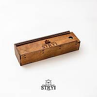 Подарочная деревянная коробка под стамеску, фото 1