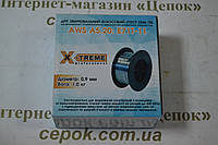Зварювальний флюсовий дріт X-Treme 0,9 мм. 1 кг