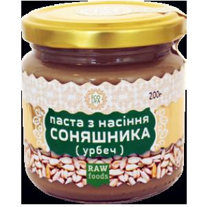 Подсолнечная паста (Урбеч), 200 г