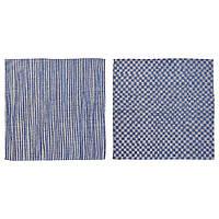 IKEA INDUSTRIELL (504.022.12) Полотенце кухонное, синий