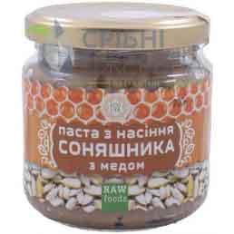 Подсолнечная паста с медом (Урбеч), 200 г