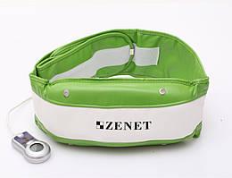 Массажный пояс с эффектом сауны ZENET ZET-750