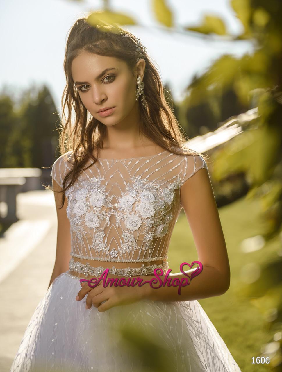 Весільна сукня пошиття під замовлення, Київ.