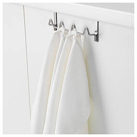 IKEA INGBRITT (303.429.69) Рушник кухонне, білий
