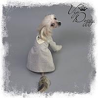"""Сукня """"Синтія""""розмір S(24см) Vip Doggy"""