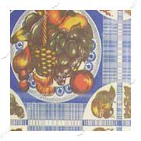 Клеенка для стола DEKOR 39-C (без основы) 1.2х50м Турция